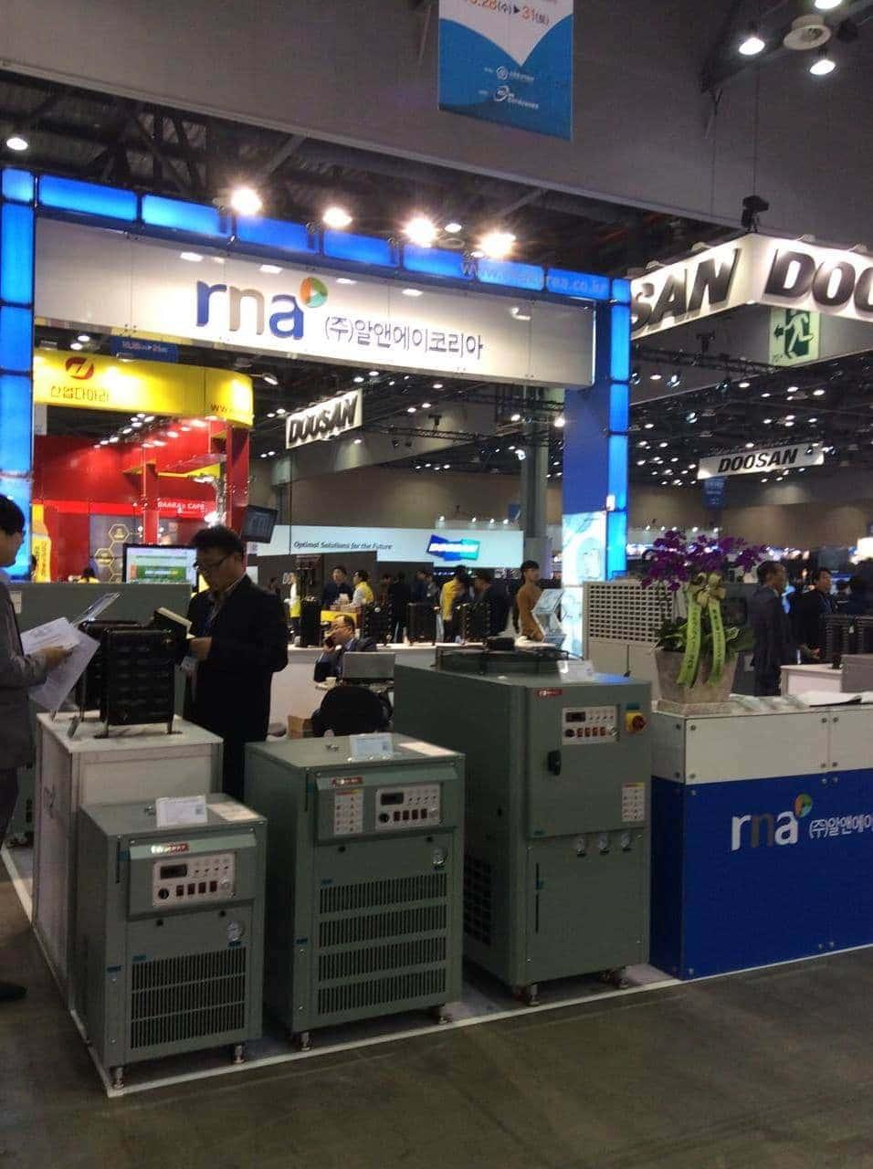 Kikentech hợp tác với các doanh nghiệp tại Hàn Quốc