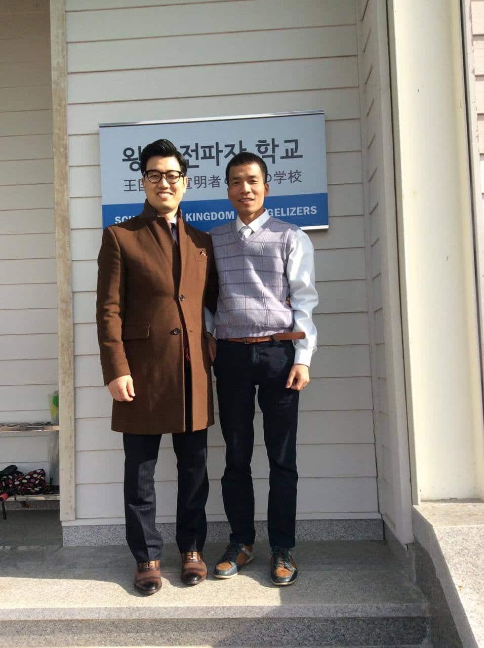 Ban lãnh đạo công ty Kikentech tham dự hội trợ triễn lãm ở Seoul tại Hàn Quốc. Kikentech là công ty liên kết với các doanh nghiệp Hàn Quốc chuyên lắp đặt kho lạnh công nghiệp, lắp đặt kho lạnh bảo quản. Chi tiết báo giá kho lạnh liên hệ 0944.899.886 để được tư vấn nhanh chóng chi tiết miễn phí.