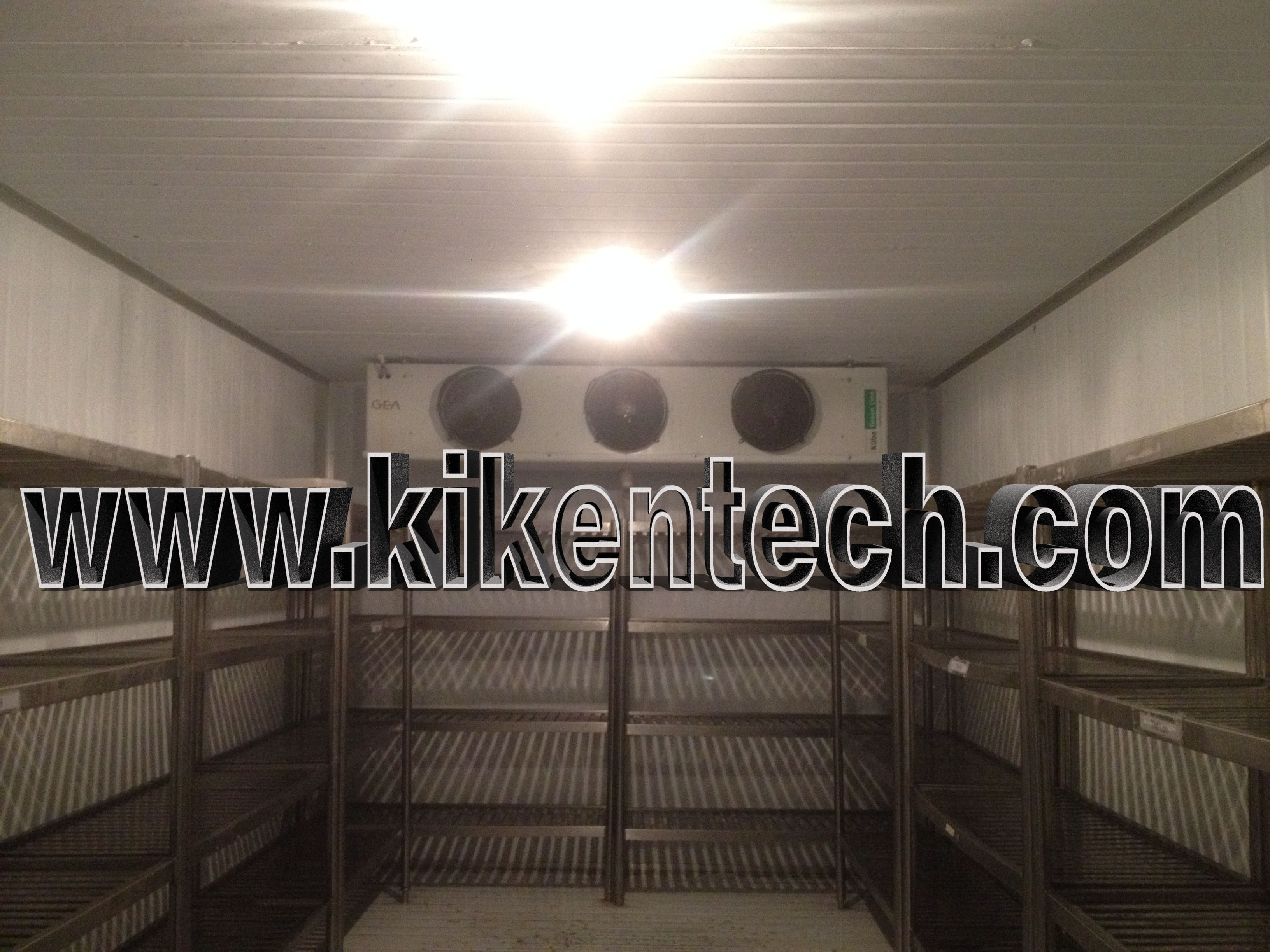 Xây dựng hệ thống kho lạnh miền tây - Lắp đặt kho lạnh Sài Gòn