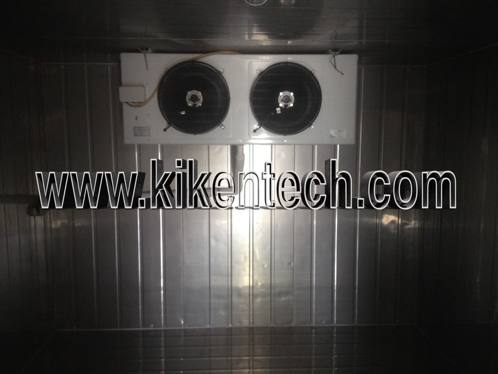 Lắp đặt kho lạnh bảo quản thịt bò tại Nam Định