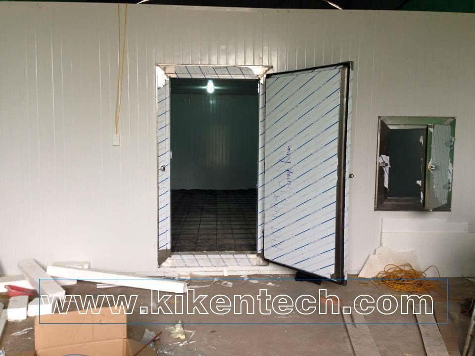 Cung cấp thiết kế lắp đặt kho lạnh cấp đông thịt bò