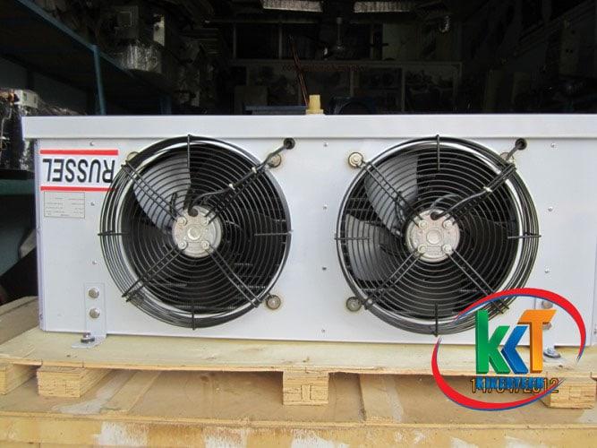 Dàn lạnh là bộ phận quan trọng nhất của kho lạnh, lắp đặt kho lạnh công nghiệp cần chọn dàn lạnh kỹ lưỡng. Dàn lạnh công nghiệp Sungjin, dàn lạnh kho lạnh