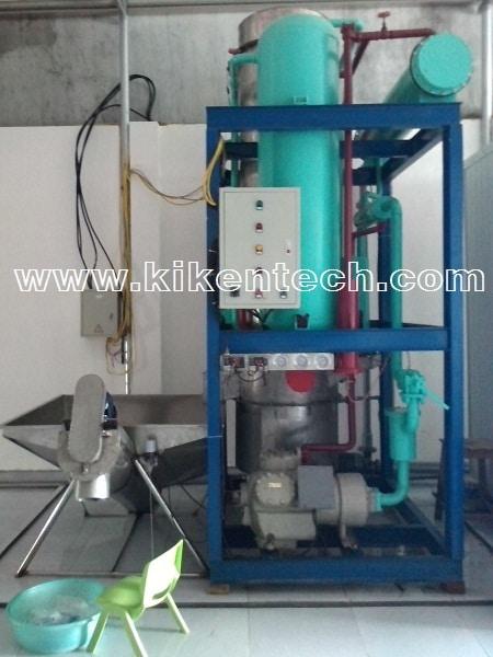Dịch vụ lắp đặt máy sản xuất đá viên 8 tấn