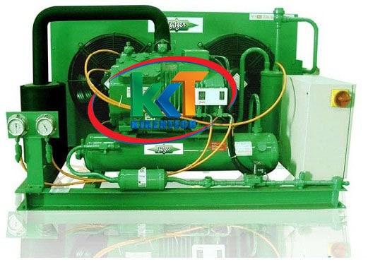 Kikentech chuyên phân phối các cụm máy nén dàn ngưng Sungjin, máy nén kho lạnh chất lượng trong đó có máy nén lạnh Bitzer. Máy nén bitzer so với máy nén...