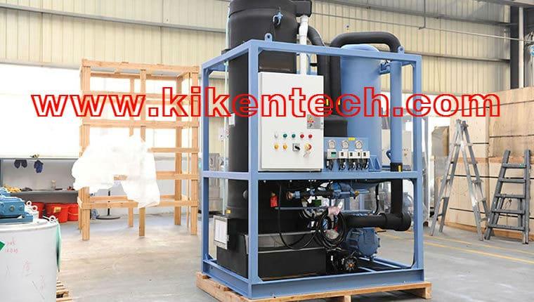 Lắp đặt máy sản xuất đá viên tinh khiết giá rẻ