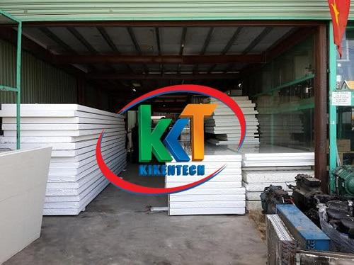 Thi công lắp kho lạnh bảo quản nấm ở Tuyên Quang, lắp kho lạnh bảo quản thực phẩm, lắp đặt kho lạnh bảo quản nấm. Lắp đặt kho lạnh bảo quản ở Tuyên Quang.