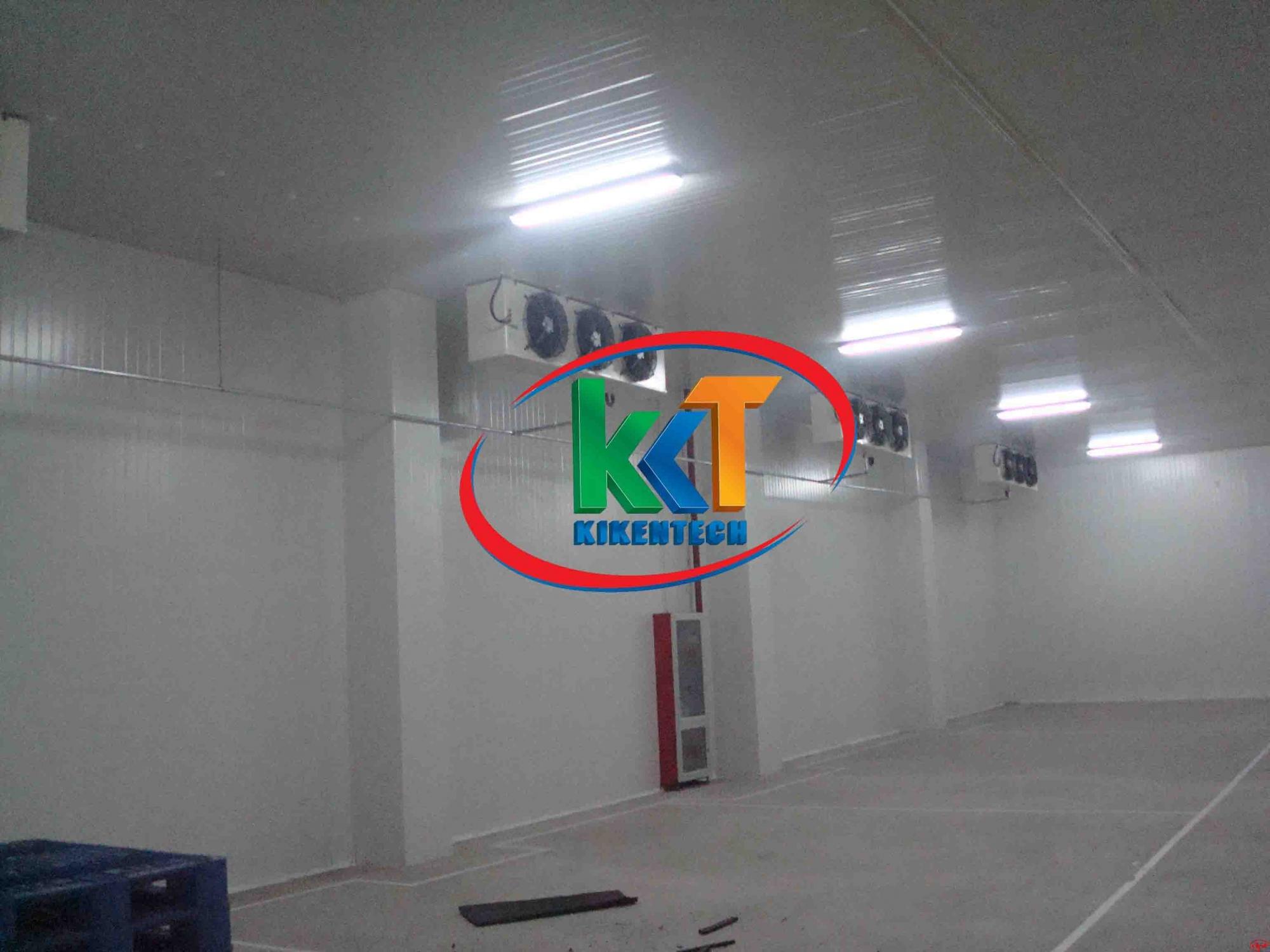 Kikentech là đơn vị chuyên nhận dịch vụ lắp đặt kho lạnh bảo quản uy tín chất lượng được mọi người đánh giá nhất Việt Nam. Lắp đặt kho lạnh uy tín hiệu quả.