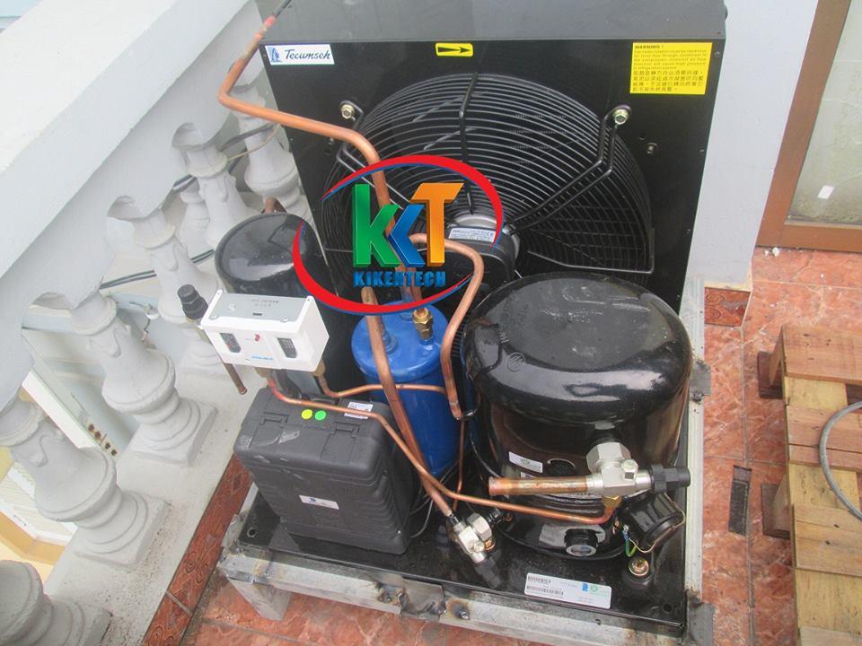 lắp đặt kho lạnh bảo quản thực phẩm tại hà nội