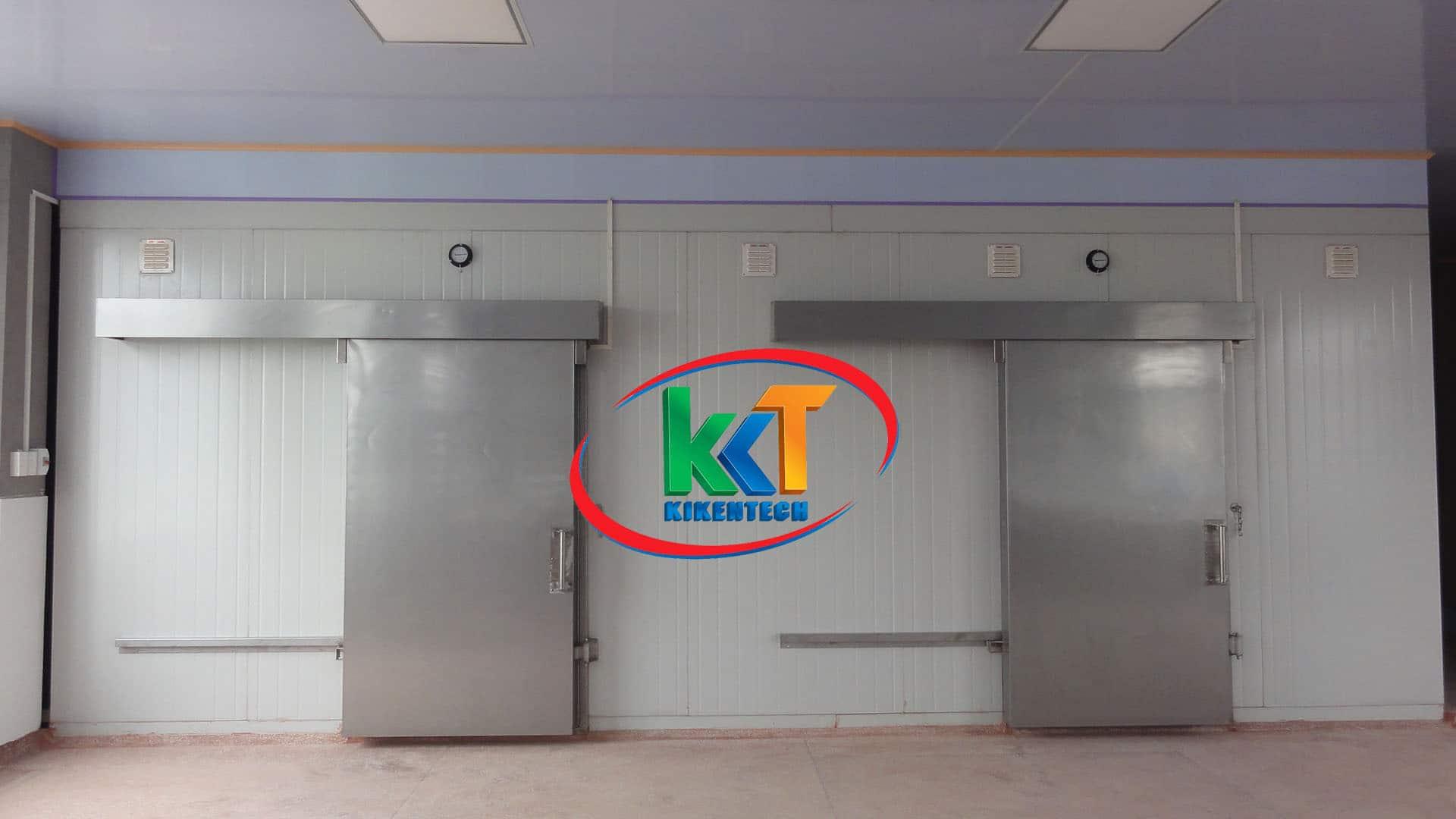 Lắp đặt kho lạnh bảo quản công nghiệp và những điều quý vị cần biết