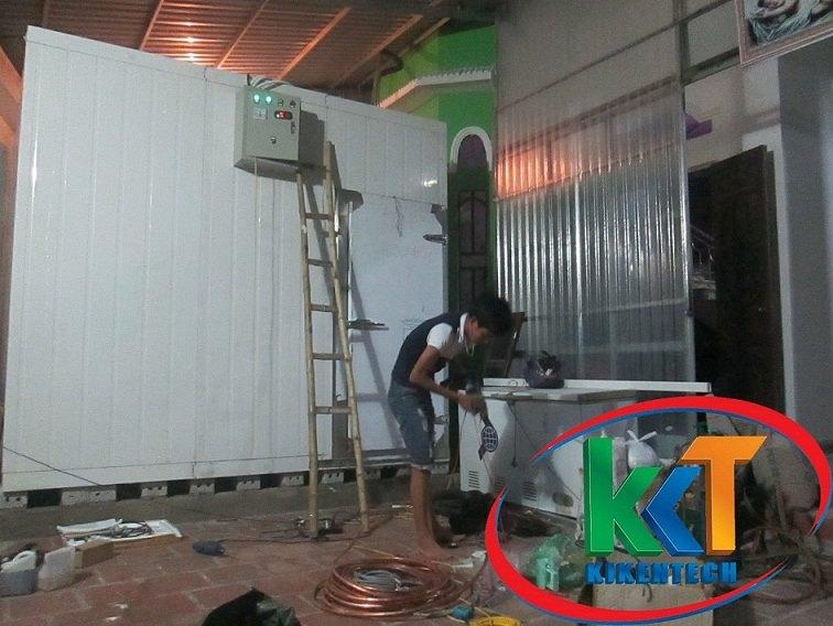 Lắp đặt kho lạnh bảo quản thực phẩm tại Thanh Hóa, lắp đặt kho lạnh bảo quản thực phẩm, kho lạnh công nghiệp. Dịch vụ lắp đặt kho lạnh tại Thanh Hóa uy tín