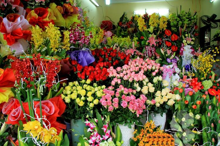 Lắp đặt kho lạnh bảo quản hoa tươi tại Bạc Liêu