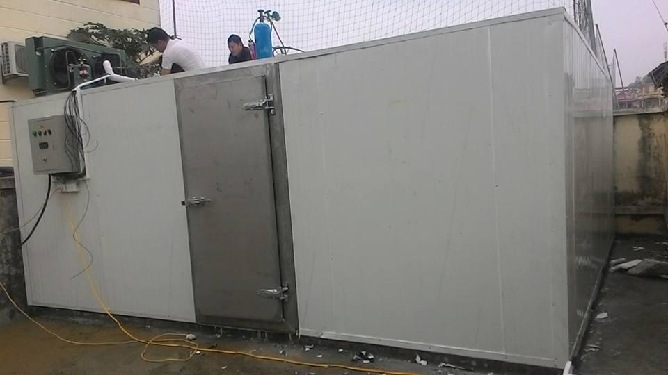 Lắp đặt kho lạnh bảo quản hoa tại Hà Nội. Lắp đặt kho lạnh bảo quản hoa tươi. Lắp đặt kho lạnh tại Hà Nội. Thi công lắp đặt kho lạnh uy tín chuyên nghiệp