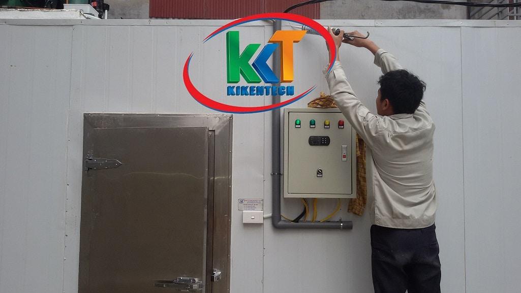 Lắp đặt hệ thống kho lạnh bảo quản nông sản tại Bắc Giang. Lắp đặt kho lạnh tại Bắc Giang, làm kho lạnh ở Bắc Giang. Lắp kho lạnh bảo quản nông sản uy tín