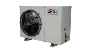 Cụm máy nén dàn ngưng SRI Sungjin chính hãng Hàn Quốc