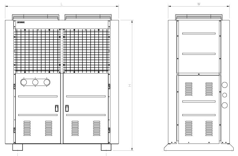 Giới thiệu cụm máy nén dàn ngưng Sungjin SPHD một cấp sử dụng trong kho mát. Cụm máy nén dàn ngưng Sungjin SPHD, cụm máy nén dàn ngưng SPHD Sungjin Hàn Quốc