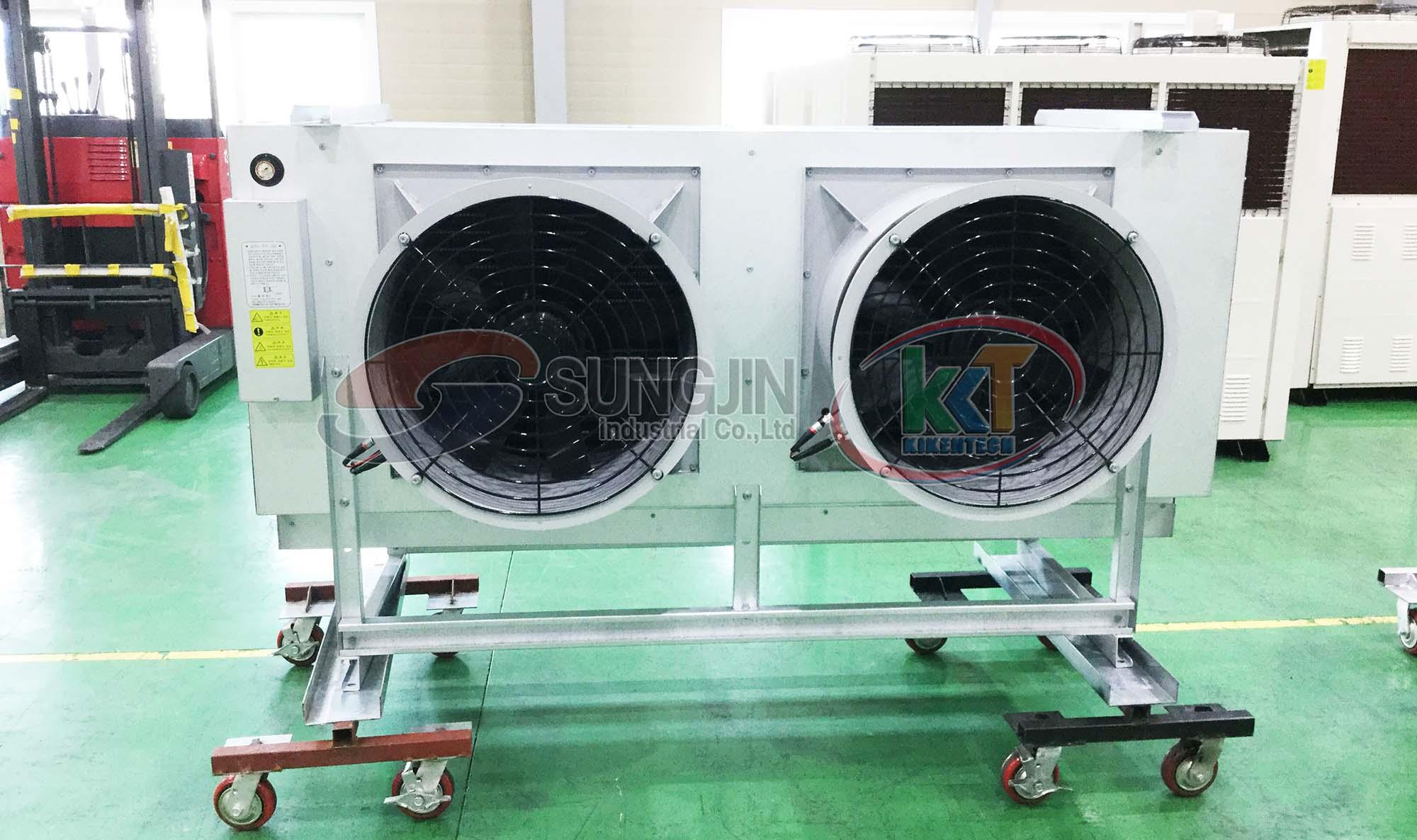 Dàn lạnh Sung Jin, dàn lạnh sungjin là dàn lạnh kho lạnh cao cấp với hiệu quả làm lạnh và chất lượng tuyệt vời. Được các kỹ sư lắp đặt kho lạnh săn lùng để làm kho lạnh giá rẻ. Mua dàn lạnh sung jin - dàn lạnh Sungjin, dàn lạnh công nghiệp Sungjin, dàn lạnh công nghiệp sung jin 0944.899.886