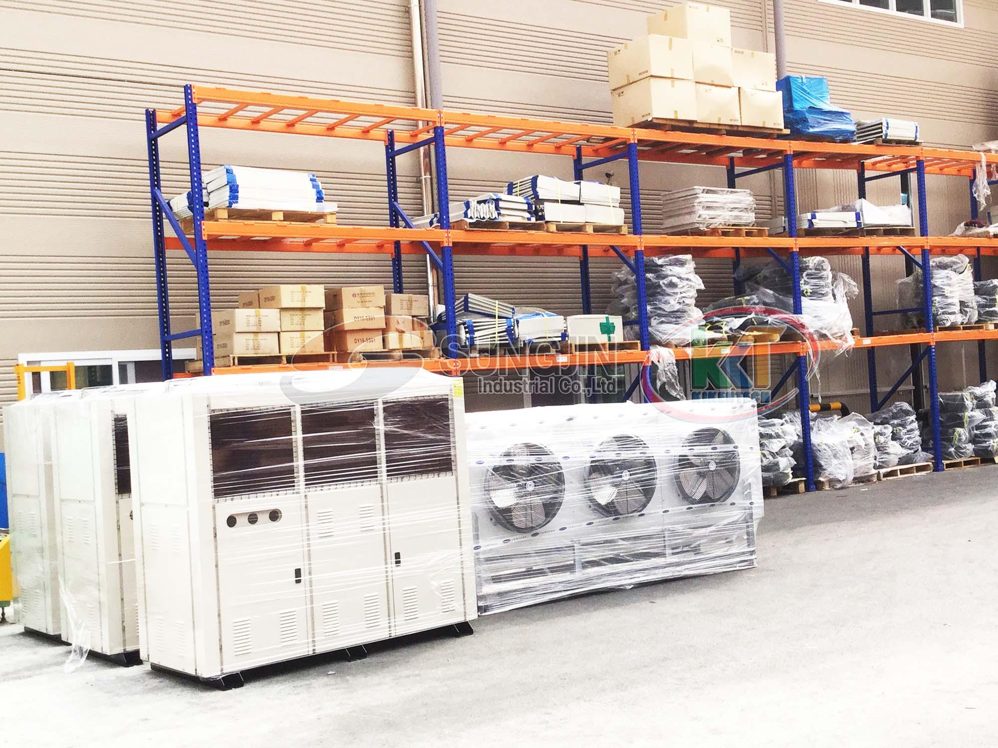 Vì sao các công ty cơ điện lạnh công nghiệp muốn hợp tác với Kikentech?
