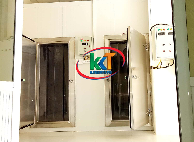Dự án lắp đặt kho lạnh bảo quản thực phẩm tại siêu thị PHENIKAA Hà Nội