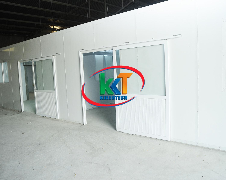 Chi tiết lắp đặt kho mát 250 khối - Lắp đặt phòng mát cần những gì?