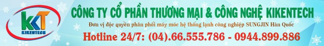 Kho lạnh Kikentech | Nhà thầu lắp đặt kho lạnh uy tín SỐ 1 Việt Nam