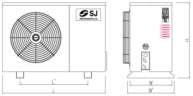 Giới thiệu cụm máy nén dàn ngưng SRPI Sungjin Hàn Quốc dạng xoắn ốc Samsung từ 1HP - 3HP. Cụm máy nén dàn ngưng SRPI Sungjin Hàn Quốc áp dụng cho kho lạnh