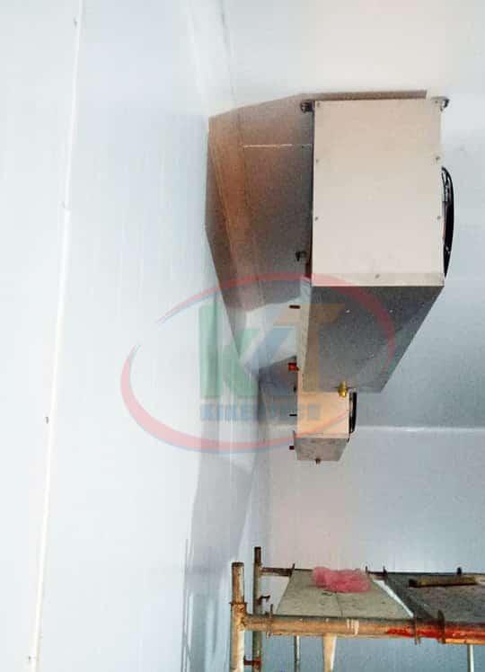 Thi công lắp đặt kho lạnh bảo quản thực phẩm cho công ty Nhật Bản tại Hà Nam. Làm kho lạnh, lắp đặt kho lạnh uy tín chất lượng giá rẻ tiêu chuẩn Nhật Bản