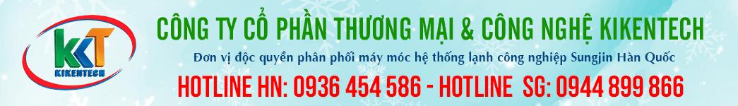 Lắp đặt kho lạnh uy tín SỐ 1 Việt Nam | Kho lạnh Kikentech