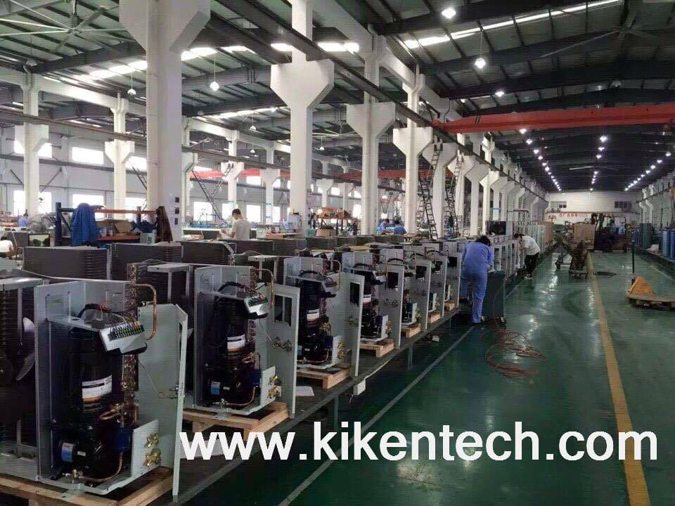 Ban lãnh đạo công ty Kikentech tham dự hội trợ triễn lãm ở Seoul tại Hàn Quốc. Liên kết với các doanh nghiệp Hàn Quốc chuyên lắp đặt kho lạnh công nghiệp