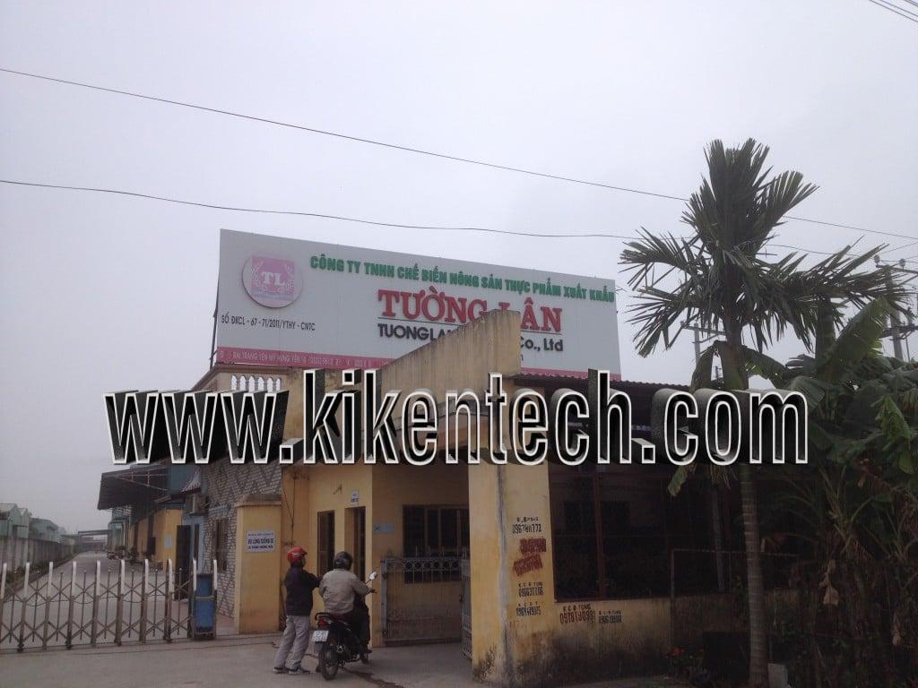 Dự án kho lạnh bảo quản gạo KCN Phố Nối tại Hưng Yên