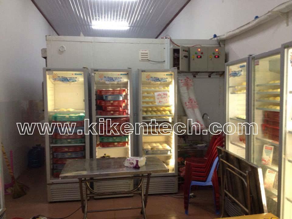 Lắp đặt kho lạnh bảo quản bánh giúp bánh cùng các thực phẩm khác không bị hư hại, giảm hương vị, chất lượng. Lắp đặt kho lạnh bảo quản bánh ở Hà Nội