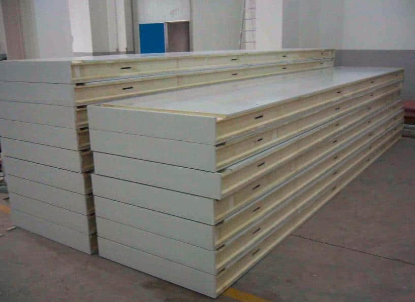 Lắp đặt kho lạnh bảo quản cần phải hiệu quả chất lượng. Panel kho lạnh là vật tư quan trọng. Lắp đặt kho lạnh hiệu quả, Hiệu quả khi làm kho lạnh bảo quản