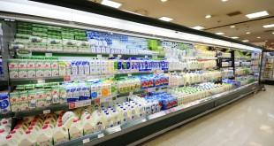 Kho lạnh bảo quản sữa