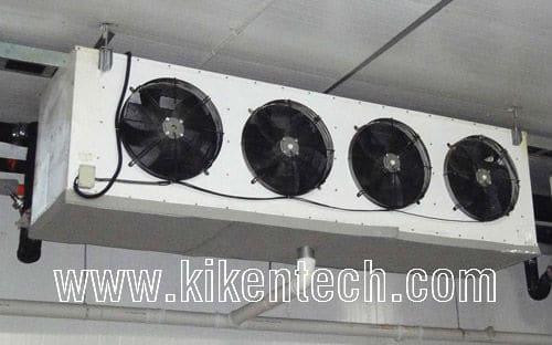 Dàn lạnh công nghiệp ECO được Kikentech cung cấp với chất lượng tuyệt đối. Thi công lắp đặt kho lạnh giờ đây đơn giản hơn. Dàn lạnh công nghiệp ECO/ Sungjin