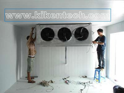 Kikentech lắp đặt kho lạnh bảo quản bia tươi ở Hà Nội, lắp đặt kho lạnh bảo quản thực phẩm tại Hà Nội. Thi công làm kho lạnh bảo quản uy tín tại Hà Nội