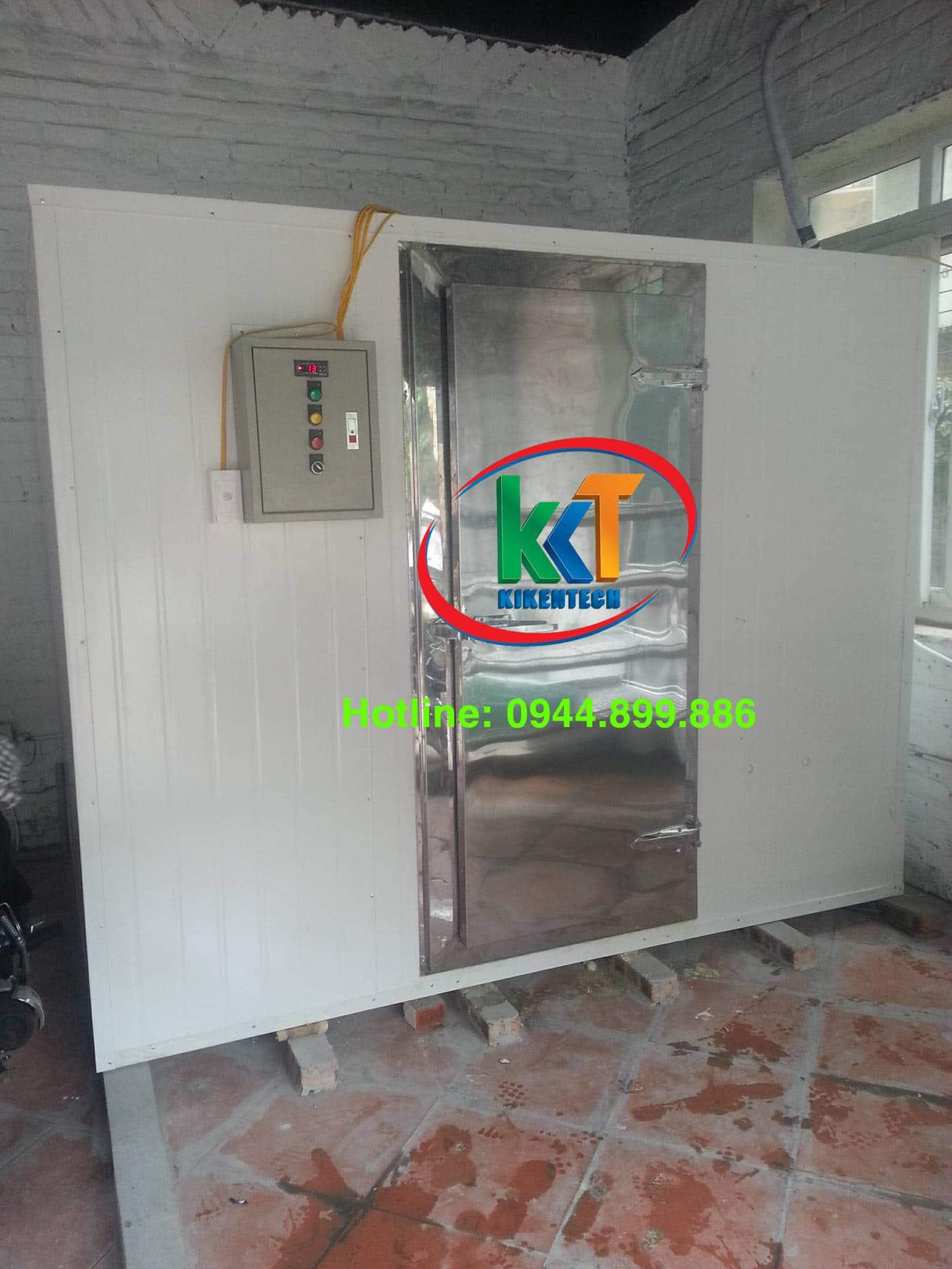 Dự án lắp đặt kho lạnh bảo quản thực phẩm ở Hà Đông, Hà Nội. Lắp đặt kho lạnh bảo quản ở Hà Đông. Lắp đặt kho lạnh ở Hà Đông, kho lạnh bảo quản thực phẩm