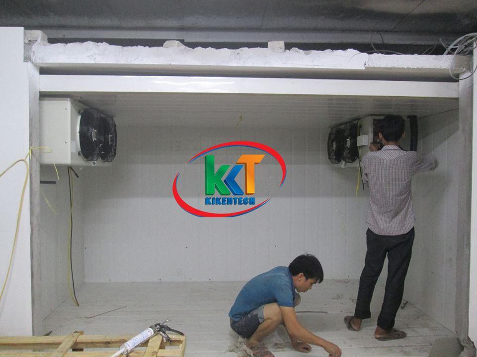 Dự án lắp đặt kho lạnh cấp đông tại Bắc Ninh. Lắp đặt kho lạnh cấp đông, kho lạnh bảo quản, kho lạnh công nghiệp tại Bắc Ninh. Lắp đặt kho lạnh cấp đông