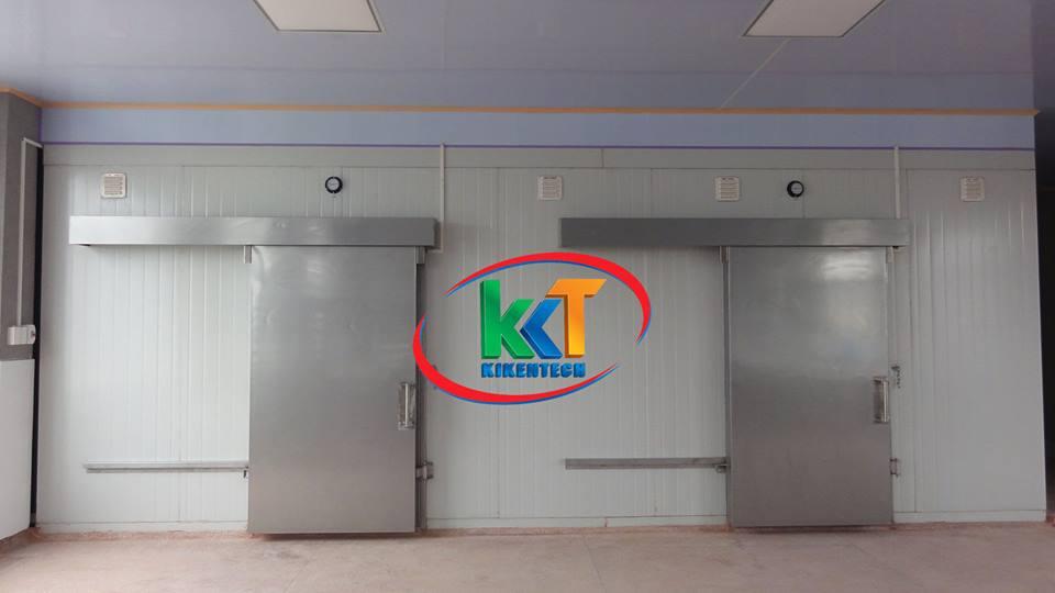 Kho lạnh hiệu quả, kho lạnh chất lượng và giá rẻ là tiêu chí khi lắp đặt kho lạnh công nghiệp. Làm kho lạnh công nghiệp, lắp kho lạnh hiệu quả với Kikentech