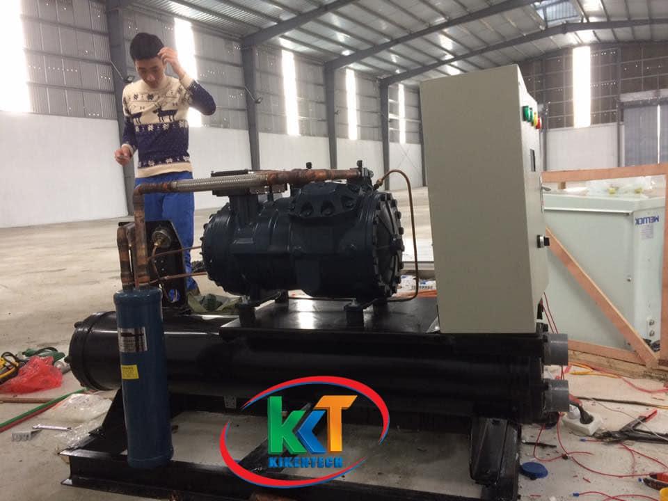 Thi công lắp đặt kho lạnh bảo quản sữa tại Nghệ An. Lắp đặt kho lạnh miền trung, Làm kho lạnh tại Nghệ An uy tín chuyên nghiệp. Lắp đặt kho lạnh tại Nghệ An