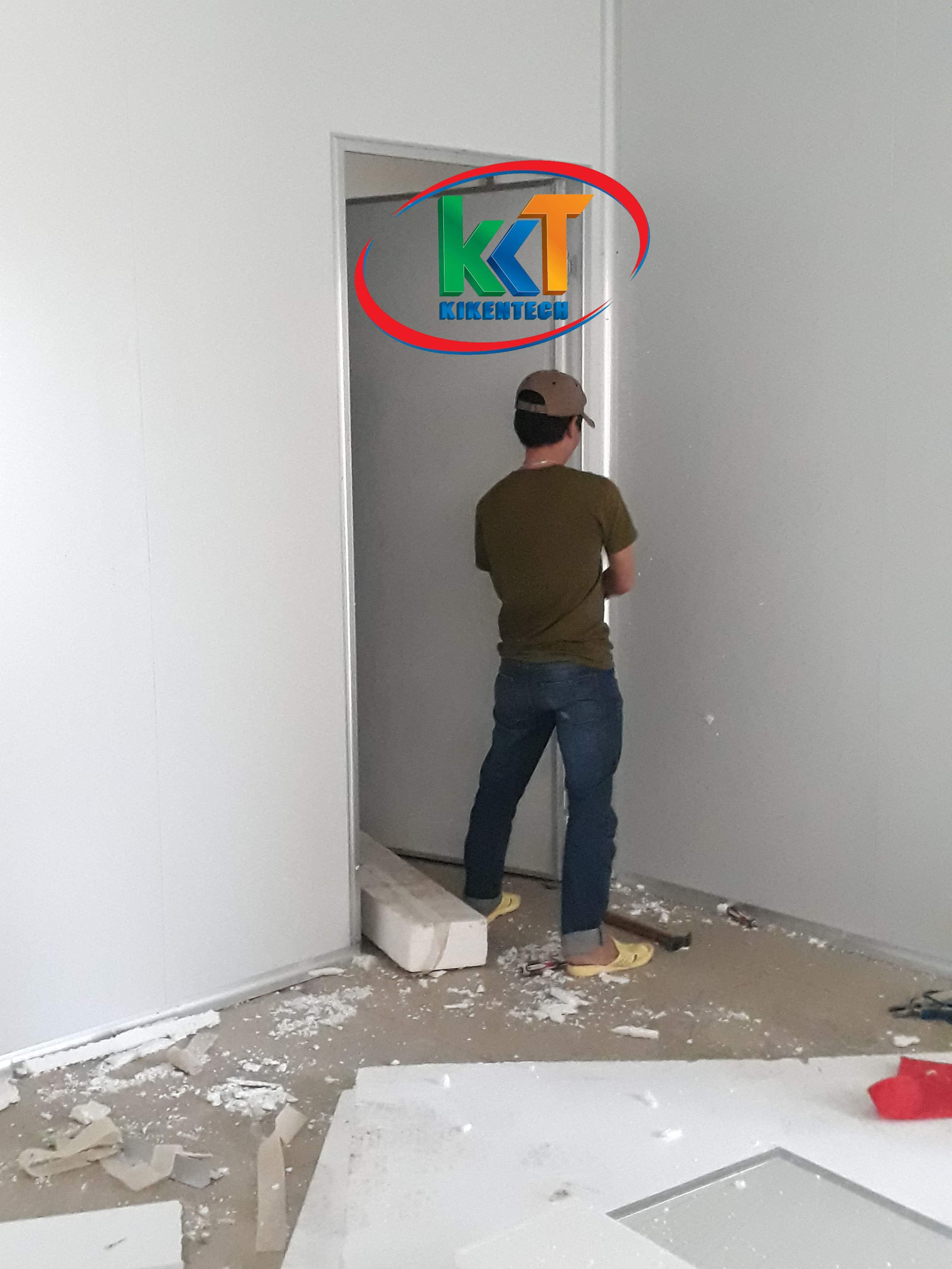 Kikentech được Vingroup chọn là nhà sô 1 thầu lắp đặt kho lạnh - lắp đặt phòng mát. Đơn vị lắp đặt kho lạnh bảo quản uy tín chuyên nghiệp nhất Việt Nam