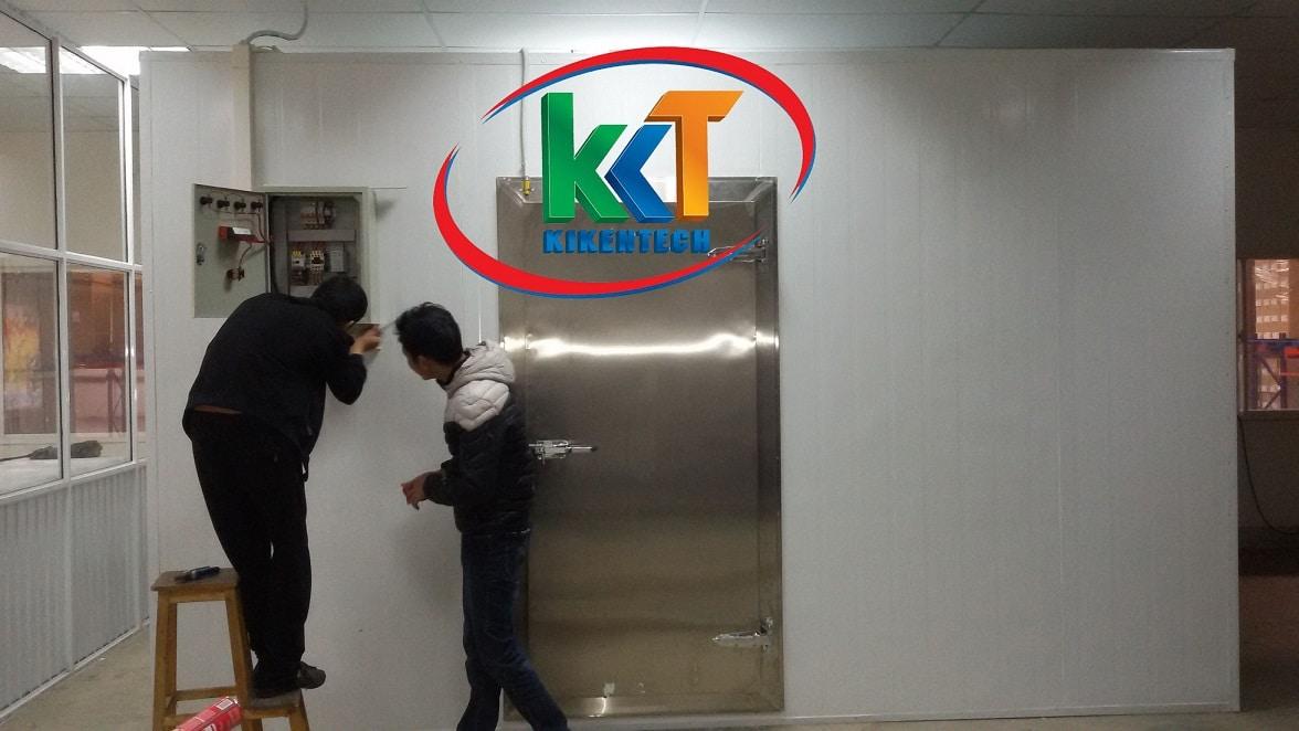 Kikentech luôn là nhà thầu lắp đặt kho lạnh số 1 được các doanh nghiệp Nhật Bản lựa chọn. Kikentech lắp đặt kho lạnh đạt tiêu chuẩn Nhật Bản, Lắp kho lạnh