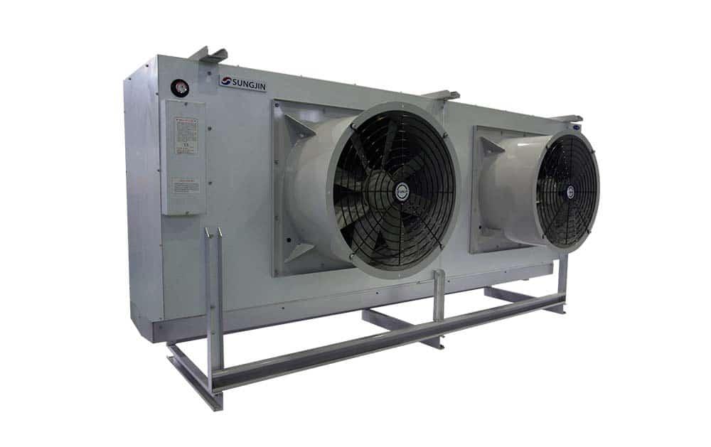 Dàn lạnh công nghiệp Sungjin Hàn Quốc, dàn lạnh Sungjin cao cấp. Dàn lạnh cao cấp Sungjin, dàn lạnh kho lạnh Sungjin giá rẻ cao cấp chính hãng Sung Jin