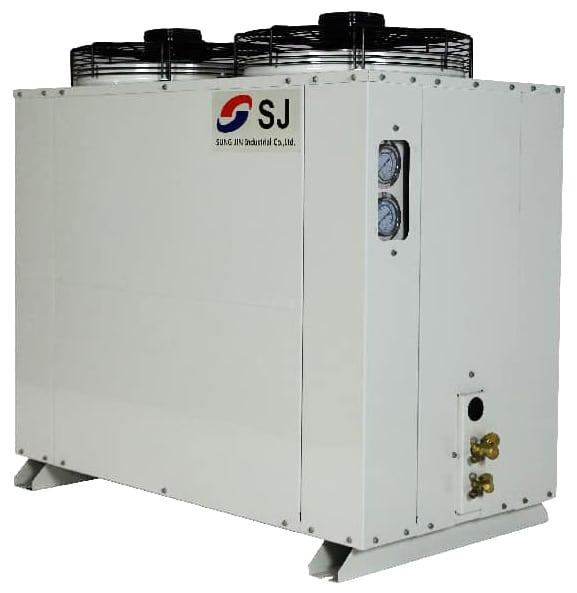 Nhóm cụm máy nén dàn ngưng SLCYC / SLPIC / SLPUC Sungjin Hàn Quốc