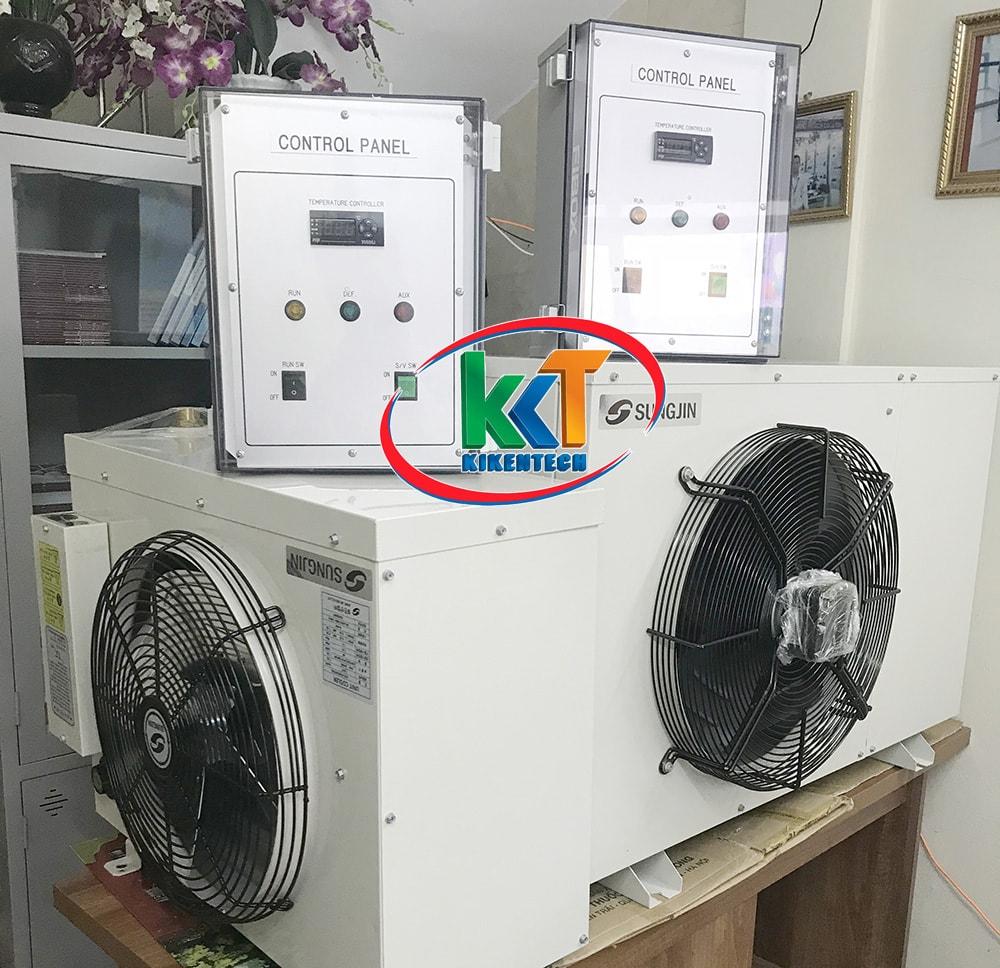 Tủ điện kho lạnh hay tủ điều khiển kho lạnh là hệ thống điều khiển chính trong quá trình sử dụng kho lạnh. Cách sử dụng tủ điện điều khiển kho lạnh, hướng dẫn dùng tủ điện kho lạnh, mua tủ kho lạnh, lắp đặt tủ điện điều khiển kho lạnh tại Kikentech