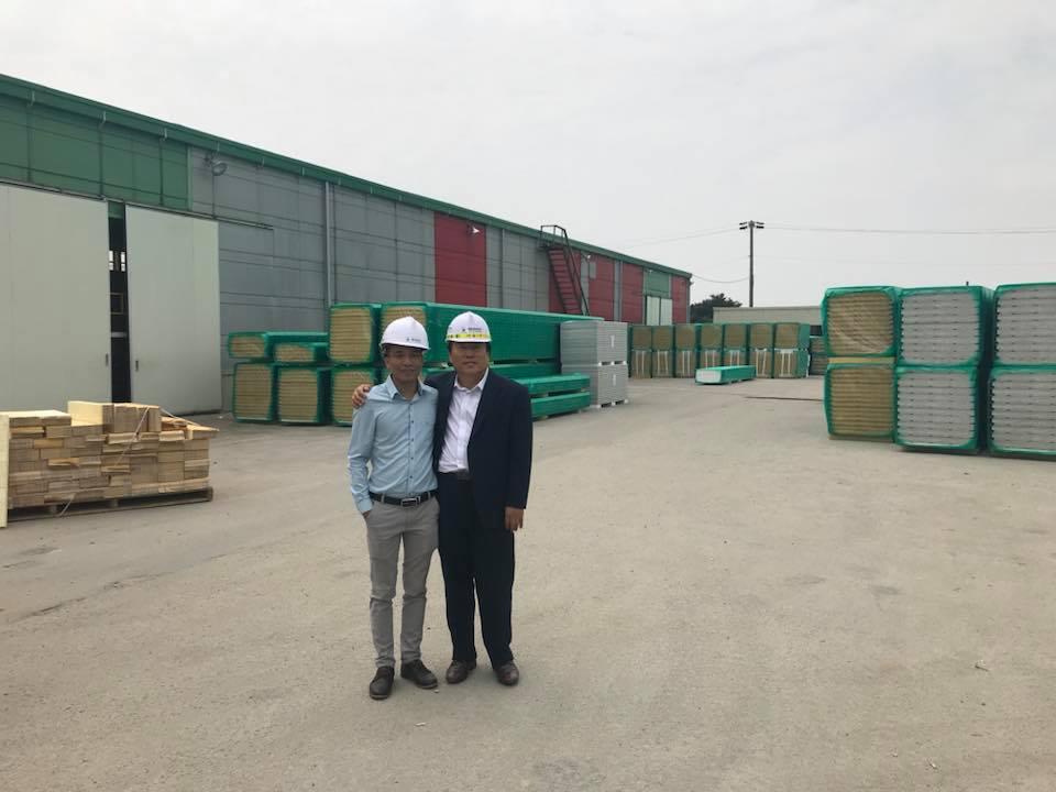 Công ty Kikentech hợp tác công ty Beaver Panel để cung cấp Panel kho lạnh chất lượng Hàn Quốc tại Việt Nam. Cung cấp vỏ kho lạnh, cung cấp Panel kho lạnh