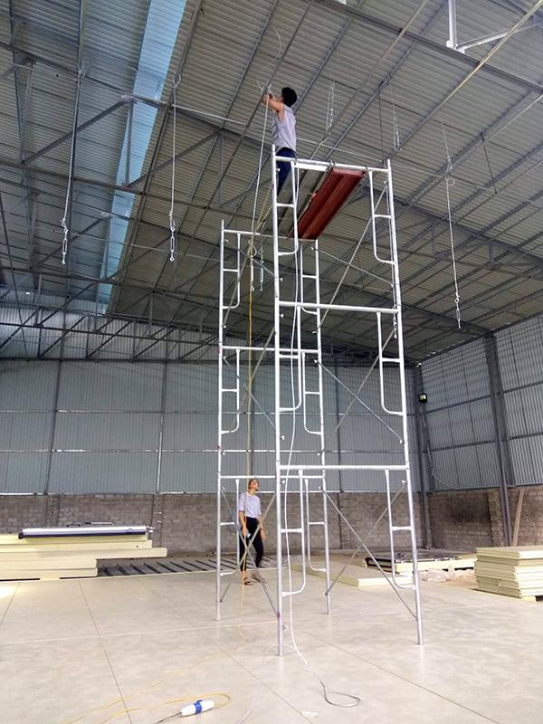 Công ty Kikentech thi công lắp đặt dự án kho lạnh công nghiệp ở Hòa Lạc Hà Nội. Dự án lắp đặt kho lạnh công nghiệp ở Hà Nội. Lắp đặt chuỗi kho lạnh bảo quản