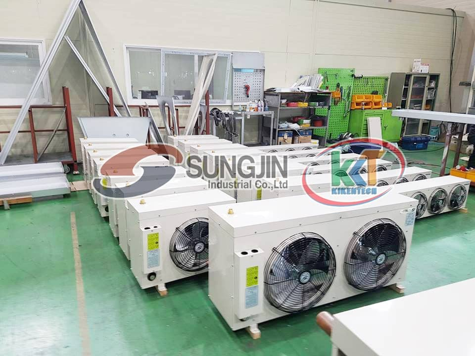 Dàn lạnh Sung Jin là dàn lạnh kho lạnh cao cấp, Dàn lạnh Sungjin, dàn lạnh kho lạnh Sungjin Mua dàn lạnh công nghiệp Sungjin, dàn lạnh kho lạnh 0944899886