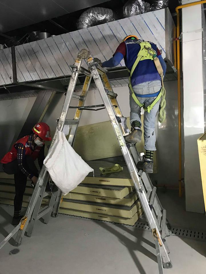 Dự án lắp đặt kho lạnh công nghiệp cho tập đoàn LG Electronics sử dụng Panel inox cao cấp. Công ty Kikentech thi công lắp đặt hệ thống kho lạnh công nghiệp
