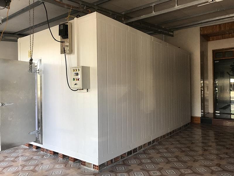 Xem chi tiết dự án lắp đặt kho lạnh tại Hà Tĩnh. Lắp đặt kho lạnh cấp đông bảo quản hải sản tại Kỳ Anh - Hà Tĩnh. Lắp đặt kho lạnh bảo quản tại Hà Tĩnh