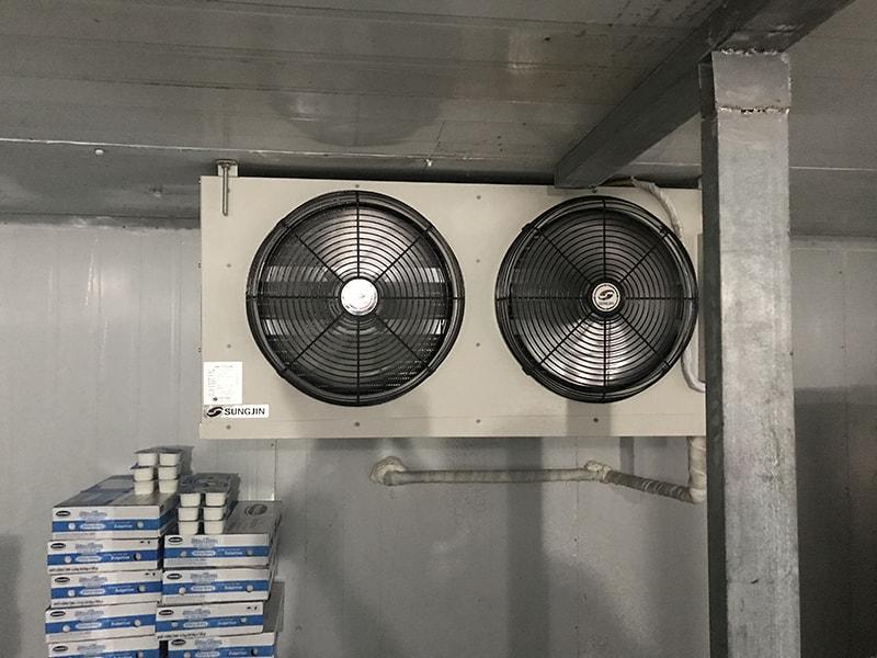 Bảo dưỡng kho lạnh, bảo hành kho lạnh bảo quản sữa Vinamilk tại Hà Tĩnh. Bảo hành bảo trì kho lạnh định kỳ 3 - 6 tháng/lần tại công ty Kikentech