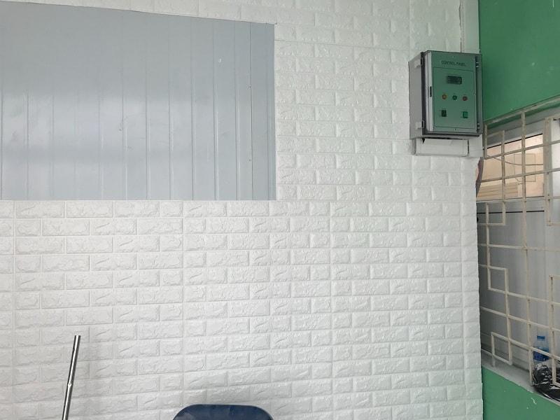 Lắp đặt kho lạnh bảo quản thực phẩm sạch tại Hà Nội.Lắp đặt kho lạnh cho cửa hàng thực phẩm sạch tại Hà Nội hiệu quả chất lượng cùng Kikentech.